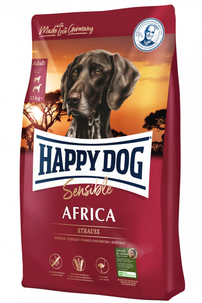Happy Dog Sensible Africa Hundetrockenfutter