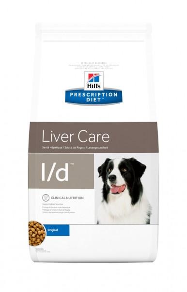 Canine l/d (Hund)