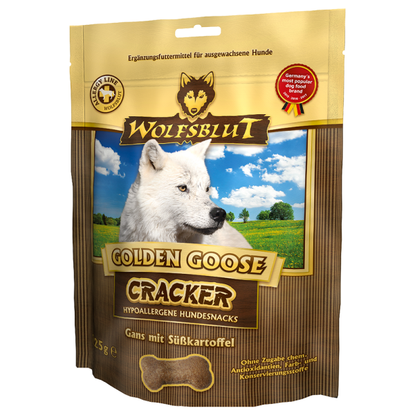 Golden Goose Cracker