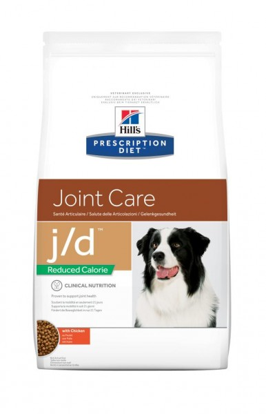 Canine j/d Reduced Calorie (Hund)