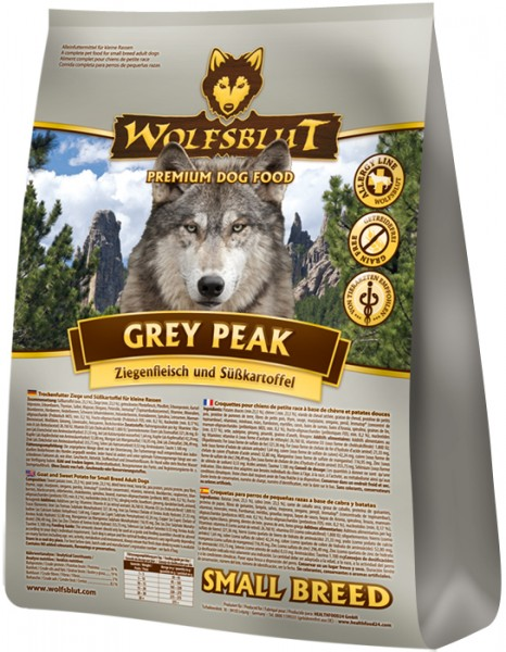 Grey Peak Small Breed