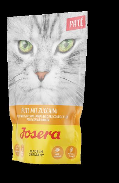 Josera Paté Pute mit Zucchini Frischebeutel (Katze)