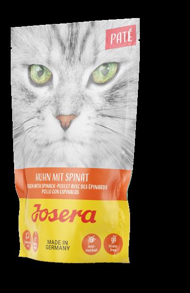 Josera Paté Huhn mit Spinat Frischebeutel (Katze)