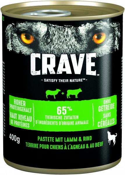 Crave Pastete mit Lamm & Rind Dose (Hund)