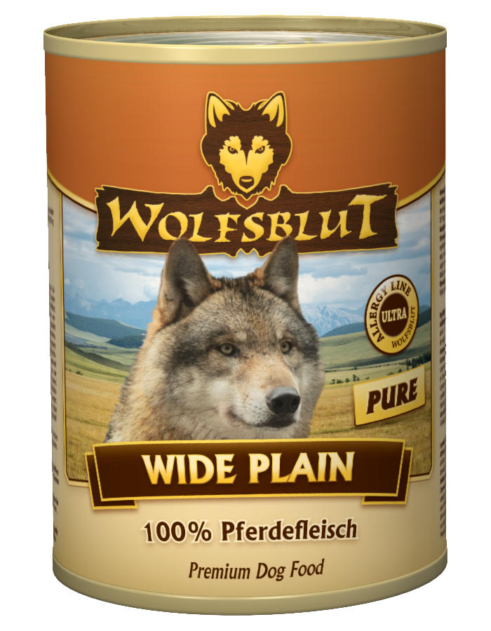 wolfsblut wide plain pure hundefutter kaufen md pet food. Black Bedroom Furniture Sets. Home Design Ideas