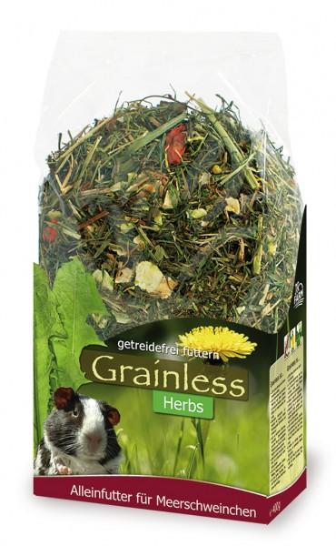 JR Grainless Herbs Meerschweinchen
