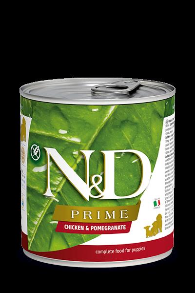 N&D Prime Puppy - Huhn & Granatapfel (Hund)