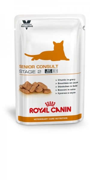 Senior Consult Stage 2 (Katze)