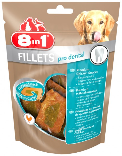 8in1 Fillets Pro Dental