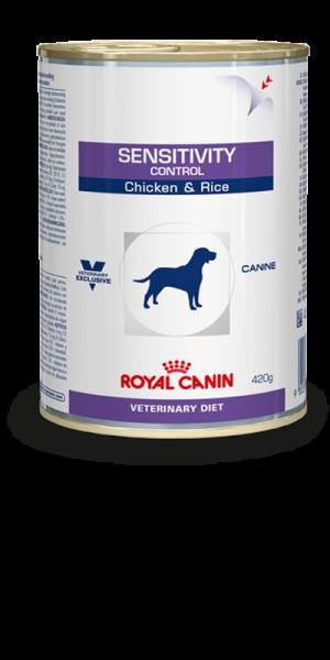 Sensitivity Control Chicken & Rice (Hund)