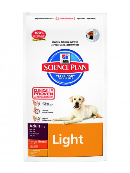 Canine Adult Light Large Breed (Hund)