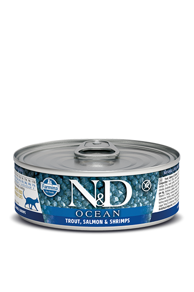 N&D Ocean Thunfisch & Lachs (Katze)