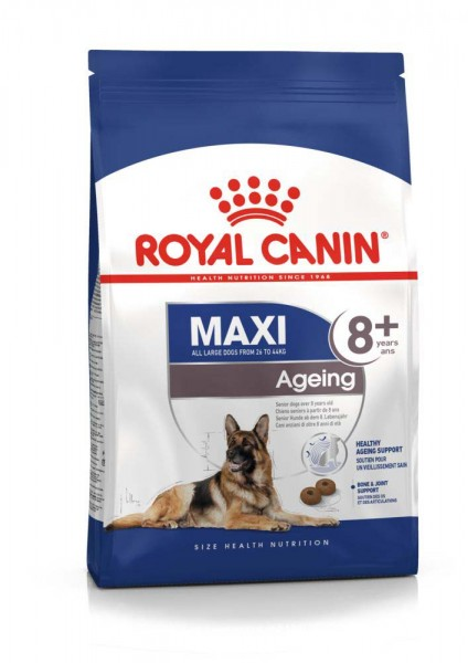 Maxi Ageing 8+ (Hund)