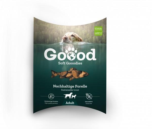 Adult Soft Gooodies nachhaltige Forelle Snack