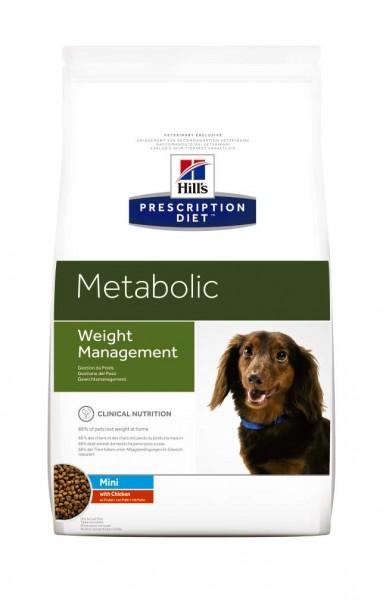 Canine Metabolic Mini (Hund)