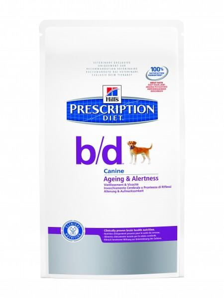 Canine b/d (Hund)