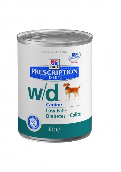 Canine w/d (Hund)