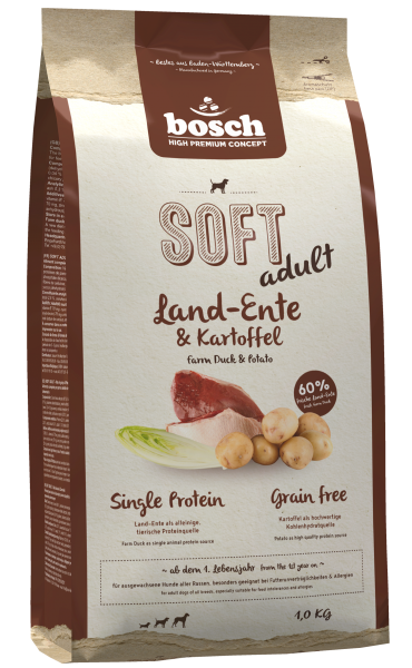 Bosch HPC+ Soft Land-Ente & Kartoffel