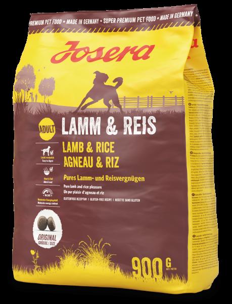 Josera Lamm & Reis | mdpetfood.at kaufen