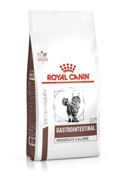 Royal Canin Gastro Intestinal Moderate Calorie Katze
