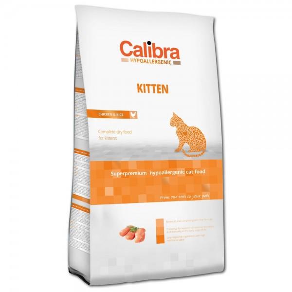 Calibra Hypoallergenic Kitten Chicken & Rice