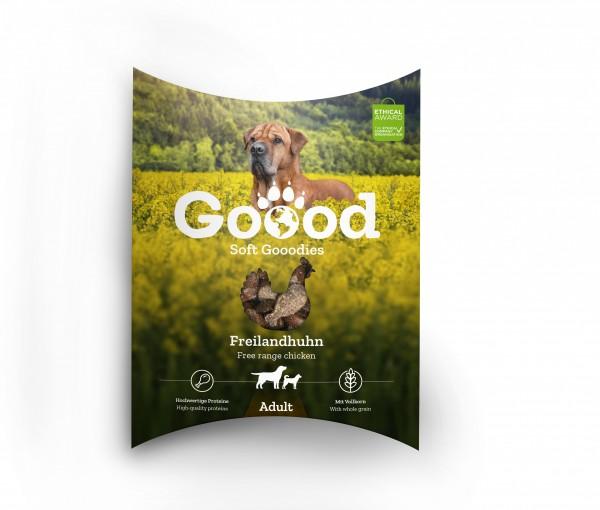 Adult Soft Gooodies Freilandhuhn Snack
