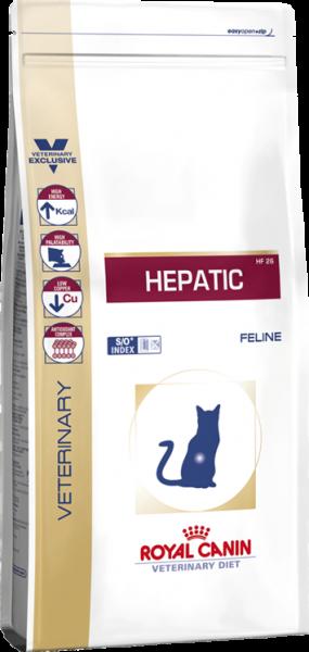 Hepatic (Katze)