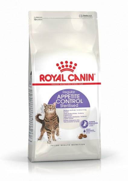 Sterilised Appetite Control (Katze)