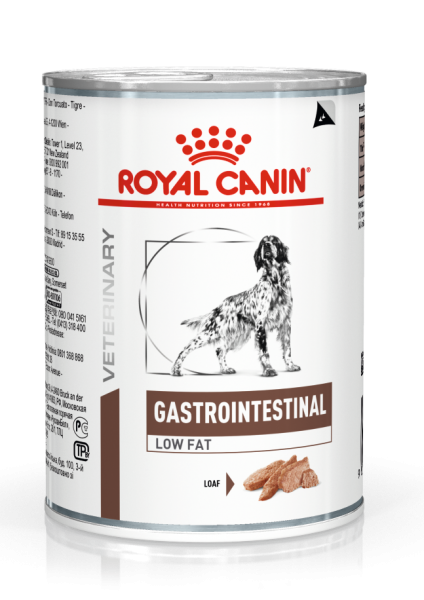 Royal Canin Gastro Intestinal Low Fat Dose 400g | kaufen mdpetfood.at