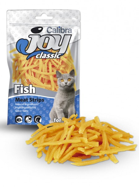 Calibra Joy Cat Classic Fish Strips | MDPETFOOD