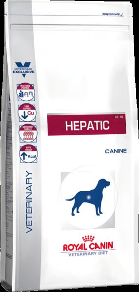 Hepatic (Hund)