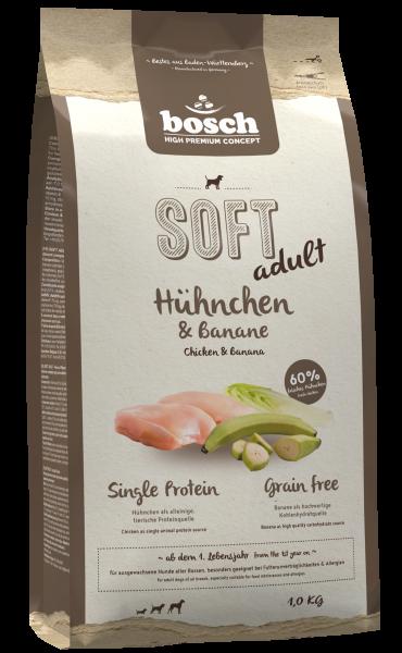 Bosch HPC+ Soft Hühnchen und Banane