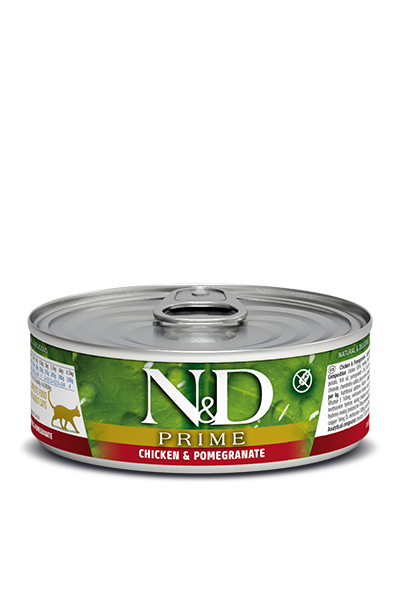 N&D Prime Adult - Huhn & Granatapfel (Katze)
