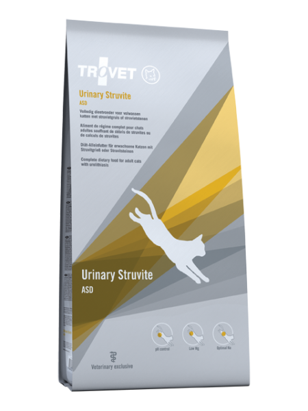 Urinary Struvite ASD (Katze)