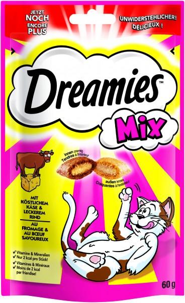 Dreamies Mix mit Käse & Rind Katzensnack günstig kaufen