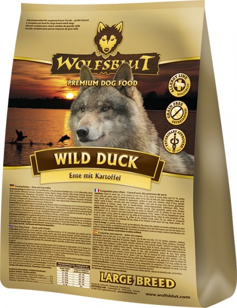 Wild Duck Large Breed