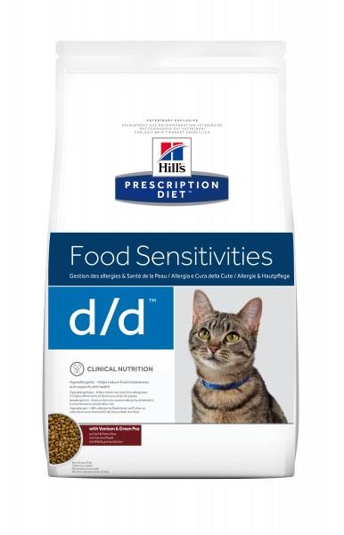 Feline d/d Ente + Erbsen (Katze)