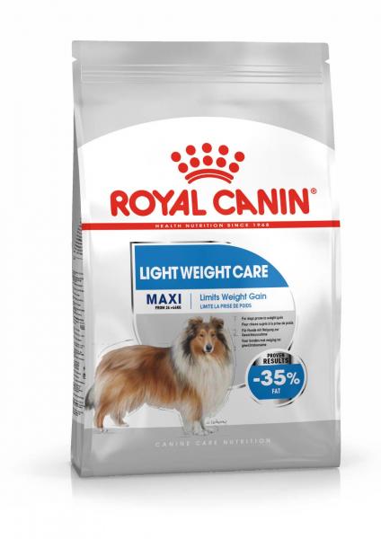 Maxi Light Weight Care (Hund)