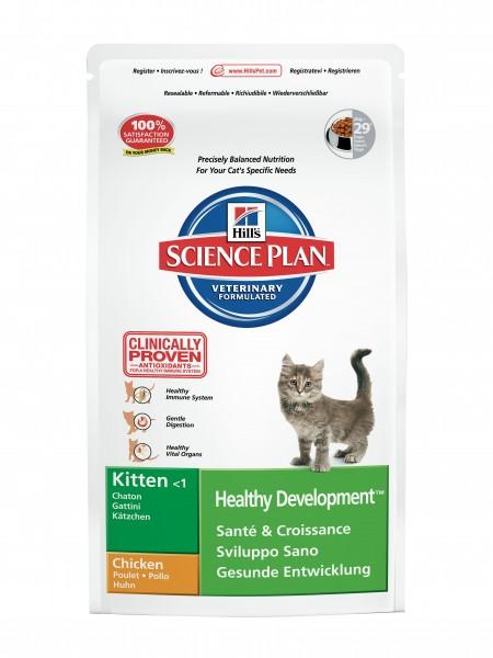 Feline Kitten Healthy Development Huhn (Katze)