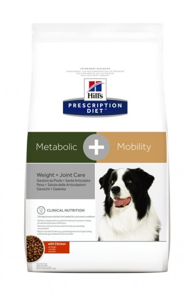 Canine Metabolic + Mobility (Hund)