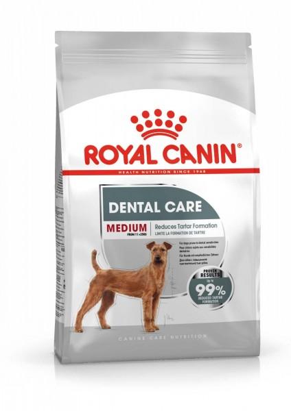 Dental Care Medium (Hund)