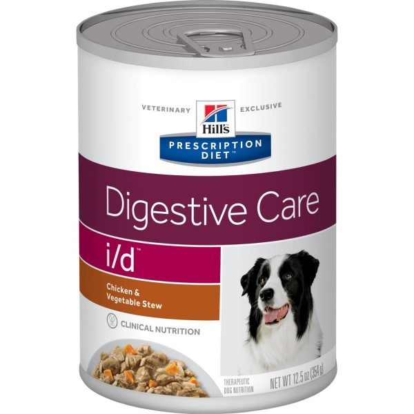 Canine Digestive Care i/d Low Fat Chicken & Vegetable Stew (Hund)