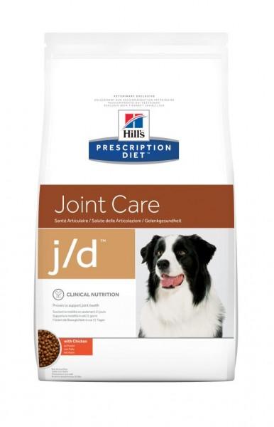 Canine j/d (Hund)