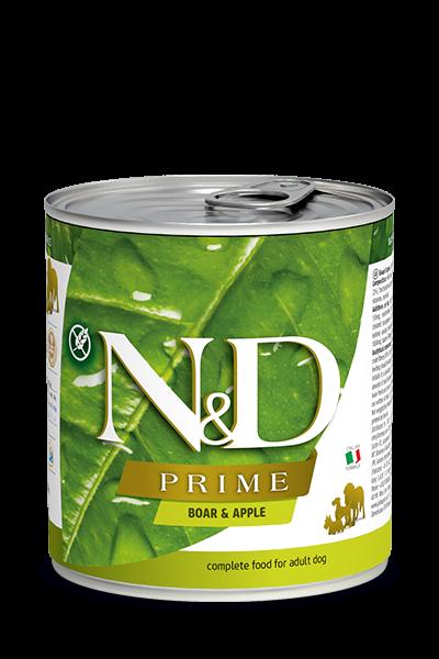 N&D Prime Adult - Wildschwein & Apfel (Hund)