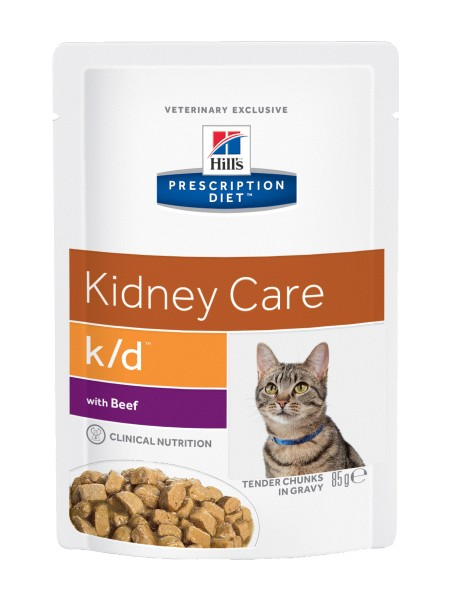 Feline k/d Rind (Katze)