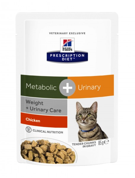 Feline Metabolic + Urinary (Katze)