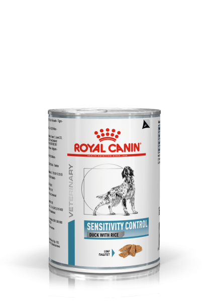 Royal Canin Sensititvity Control Duck with Rice Hund | MDPETFOOD
