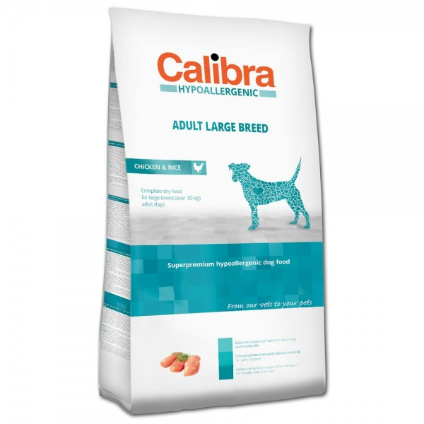 Calibra Adult Large Breed Chicken & Rice