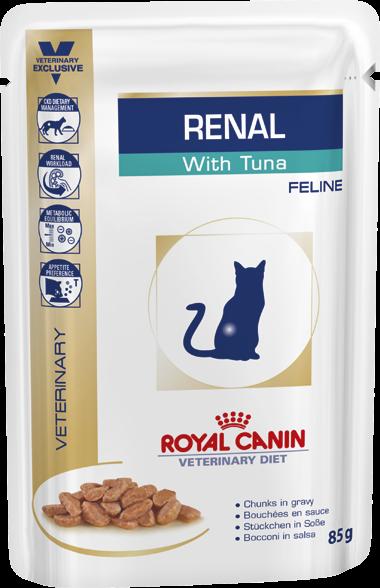 Renal Fish (Beutel) (Katze)