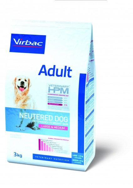 Adult Neutered Dog Large & Medium